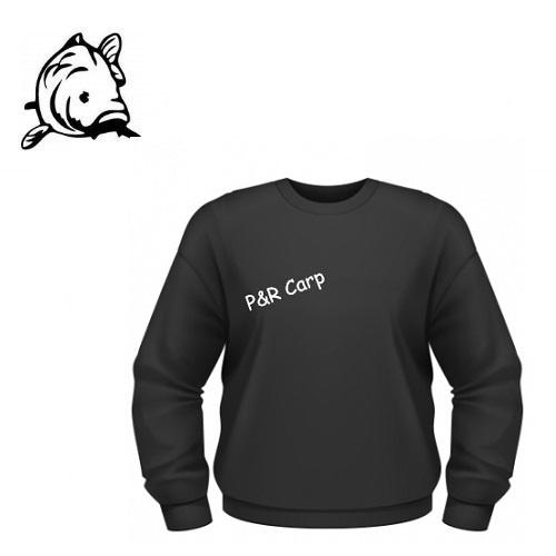 P&R Sweater Zwart