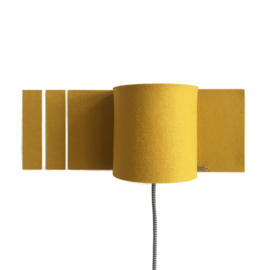 walllamp + rectangles