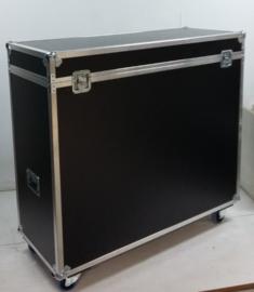Flightcase voor videoschermen