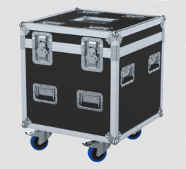 Transportcase 60x60x60 Trucksize Medium grepen/sloten