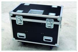 Transportcase 90x60x60 Trucksize Medium grepen/sloten