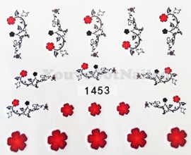 Water Decal 1453