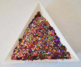 Chunky glitter mix - Sprinkle