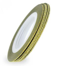 Striping tape Goud glitter