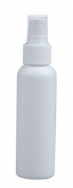 spray fles met dop 100 ml
