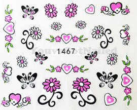 Water Decal 1467