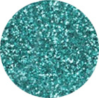 Glitter Donker Aqua