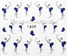 Water Decal 1439