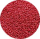 Caviar beads Rood