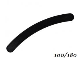 Boomerang vijl zwart 100/180
