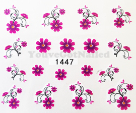 Water Decal 1447