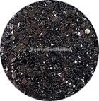 Hexagon mix zwart