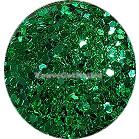 Hexagon mix groen