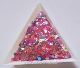 Chunky glitter mix - My Precious