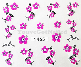 Water Decal 1465
