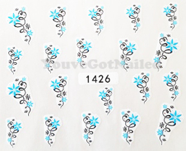 Water Decal 1426