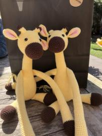 Gordijn giraffe