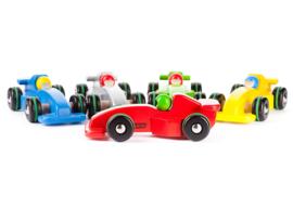 Bajo F1 Racewagen
