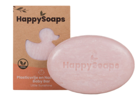 HappySoaps Baby Shampoo en Body Wash Bar Little Sunshine