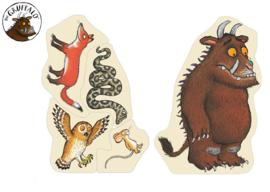 Gruffalo Karakter Puzzel
