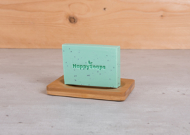 HappySoaps Body Bar Tea Trea Peppermint