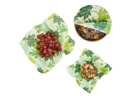 Bee's Wrap 3-pack Forest Floor