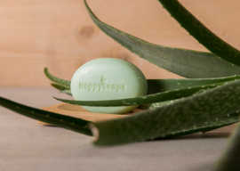 HappySoaps Gezichtsreiniger Aloe Vera