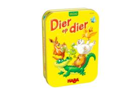 Haba -  Dier op Dier Mini