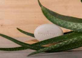 Happy Soaps Shaving Bar Aloe Vera