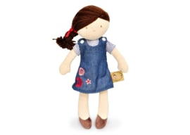 Bonikka Girl Doll Ruby