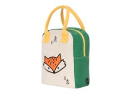 Fluf Zipper Lunch - Fox