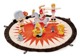 Circus in opbergzak