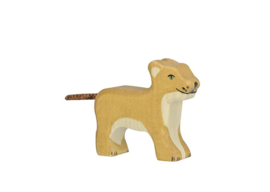 Holztiger Leeuw 80141
