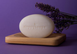 HappySoaps Shaving Bar Lavendel