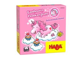 Haba - Eenhoorn Flonkerglans Betoverende Memo
