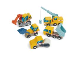 Bouwwagens
