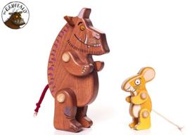 Gruffalo & Muis figuur set (groot)