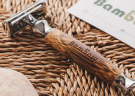 BamBaw Scheermes Bamboe