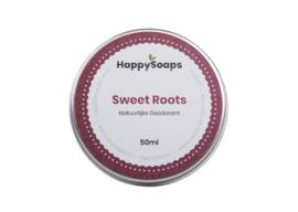 HappySoaps Natuurlijke Deo Sweet Roots