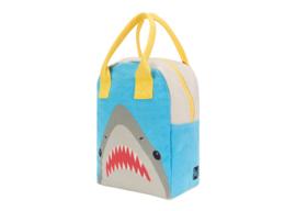 Fluf Zipper Lunch - Shark