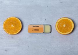 HappySoaps Lipbalm Sinaasappel