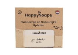 HappySoaps Lipbalm Vanille