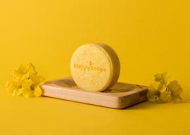 HappySoaps Shampoo Bar Ylang Ylang