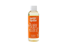 Petit & Jolie Baby Massage Oil