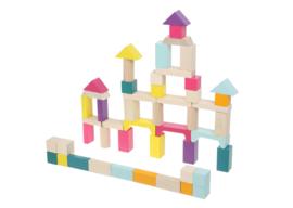Cubika Blokkenset 50 st