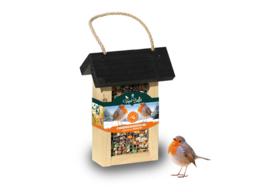 Vogel-buffet Picknick Roodborstjes en Vinken