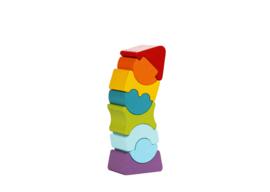 Cubika Flexibele Stapeltoren Klein