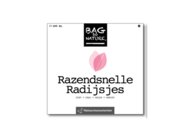 Seed For Food - Razendsnelle Radijsjes