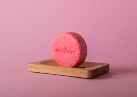 HappySoaps Shampoo Bar La Vie En Rose