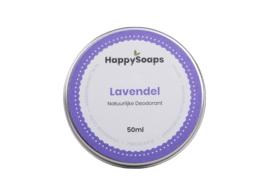 HappySoaps Natuurlijke Deo Lavendel